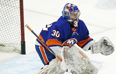"""""""Айлендерс"""" победили """"Питтсбург"""" в матче НХЛ. Сорокин провел вторую """"сухую"""" игру подряд"""