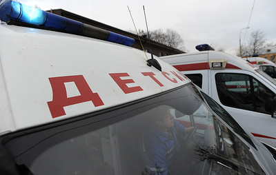 Случаи массового отравления детей в России