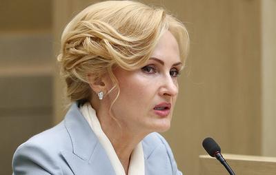 Яровая попросила СК выявить организаторов призывов к суициду среди подростков в соцсетях