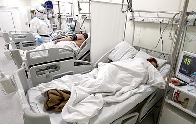 Коечный фонд для заразившихся коронавирусом сократили в Тюменской области за месяц на 40%