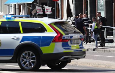AFP: восемь человек пострадали при нападении с ножом в Швеции