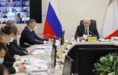 Гуцан: Вологодской области удалось стабилизировать ситуацию в экономике в период пандемию