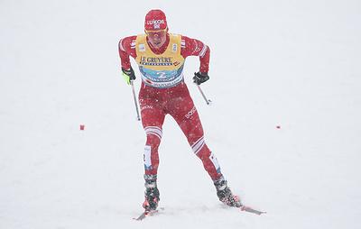 Тренер Большунова считает, что лыжник сохранил достаточно сил для марафона