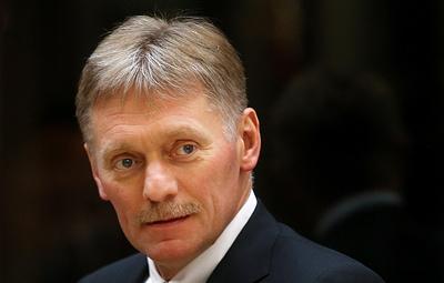 Песков назвал беспочвенными опасения американской стороны по поводу действий РФ в космосе