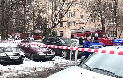 Бытовой газ стал причиной взрыва в жилом доме в Химках