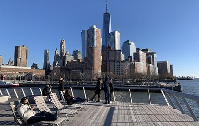 В Нью-Йорке ожидают завершения застройки на месте башен-близнецов