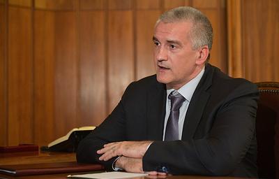 """Аксенов: Киев вводит """"максимальные санкции"""" против крымчан, подражая Западу"""