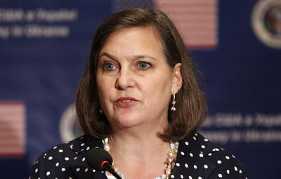 В США заявили, что будут добиваться того, чтобы издержки от санкций нес весь Запад