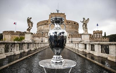 На матчи Евро-2020 в Риме будут пускать только болельщиков с ковид-сертификатом