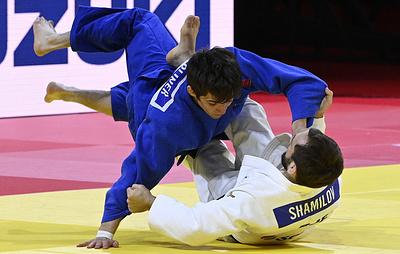 Дзюдоист Шамилов верит, что бронза чемпионата мира из рук Карелина принесет удачу на Играх