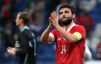 Защитник сборной России Джикия назвал козыри в игре финской команды