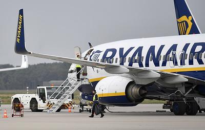 ICAO может получить предварительный доклад по инциденту с самолетом Ryanair 25 июня