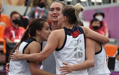Кочарян: баскетболистки сборной России 3х3 наберут форму к решающим матчам