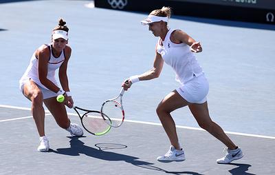 Теннисистка Кудерметова заявила, что надеется выиграть медаль на следующей Олимпиаде
