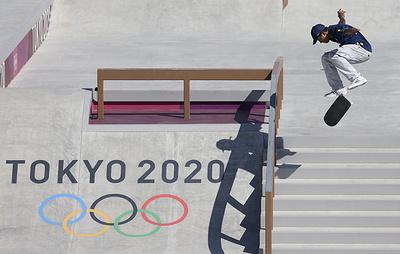 Скейтбординг стал самым упоминаемым новым олимпийским видом в российских соцсетях