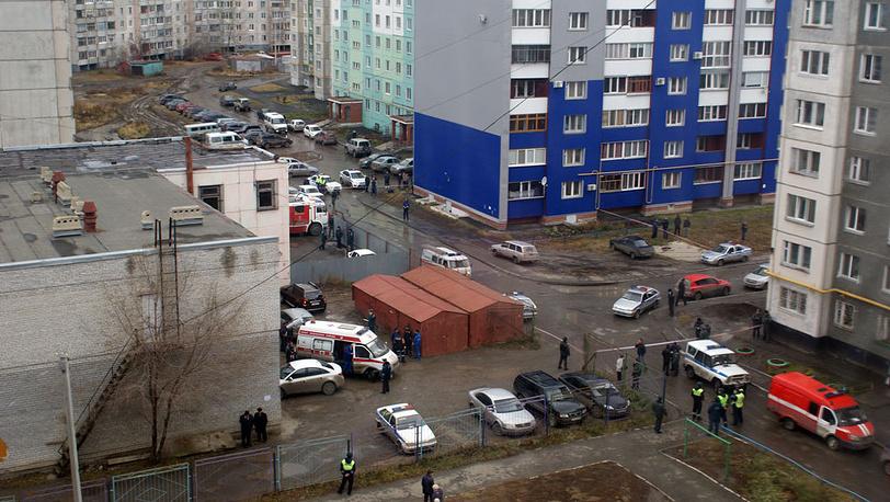 Фото ИТАР-ТАСС/ Андрей Вагин