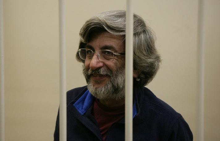 Сотрудник пресс-службы Greenpeace Андрей Аллахвердов из России.