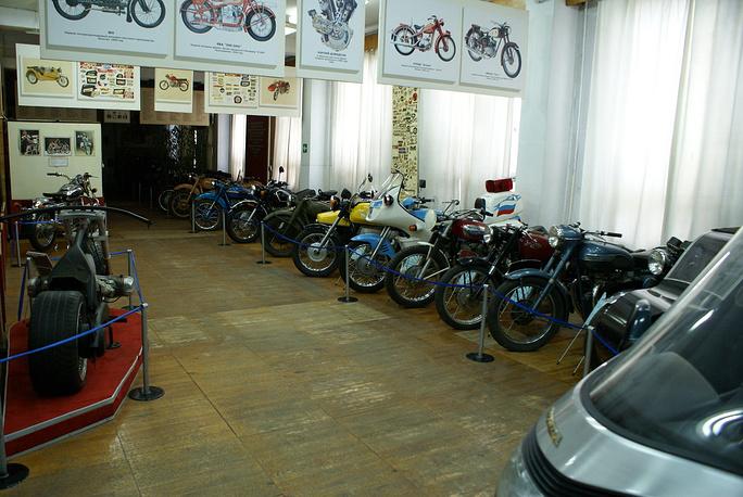 Ирбитский государственный музей мотоциклов