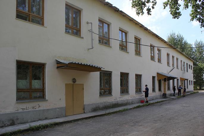 """Здание в Верхней Пышме, которое планируется реконструировать под  """"детский сад нового типа"""""""