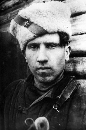 Черемшин Николай, партизан-разведчик 5-й ЛПБ.