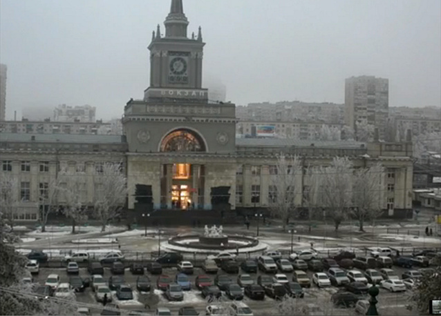 29 декабря на вокзале в Волгограде прогремел мощный взрыв
