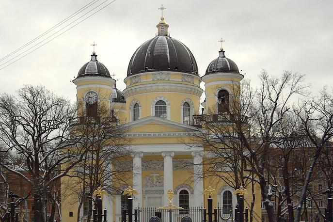 Спасо-Преображенский собор.