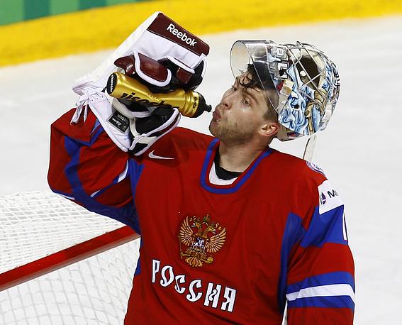 """Семен Варламов (""""Колорадо Эвеланш"""", НХЛ)"""