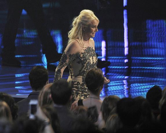"""Бритни Спирс получила награду в номинации """"Лучшая поп-исполнительница года"""""""