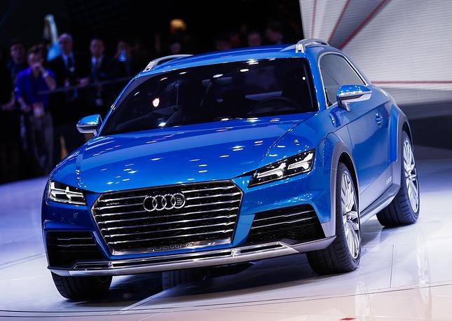 Audi Quattro e-tron