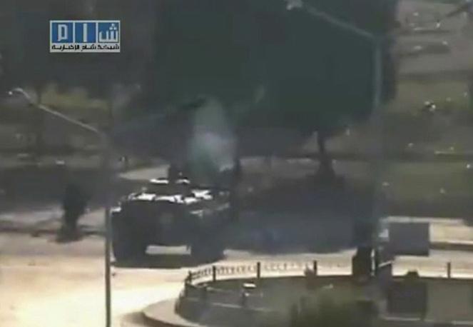 31 июля 2011 г. правительственные войска начали наступление на город Хама для подавления масштабных антиправительственных выступлений
