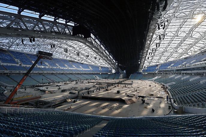 Стадион в Сочи