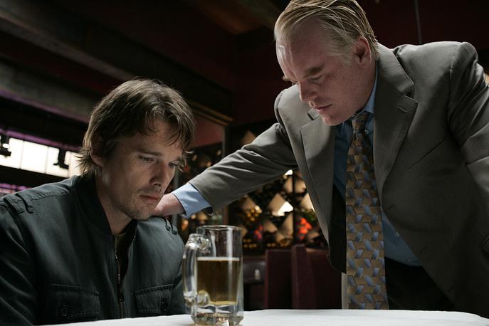"""Сцена из фильма """"Игры дьявола"""", 2007 год"""