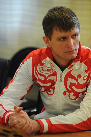 Участник паралимпийских игр Алексей Иванов