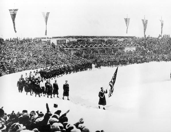 IV зимние Олимпийские игры в Гармиш-Партенирхен, Германия, 1936 год. Впервые в истории зимних Олимпиад были разыграны медали в горнолыжном спорте
