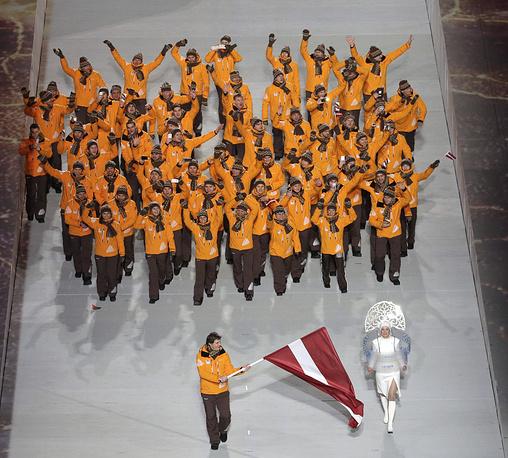 Латвийские спортсмены могут рассчитывать, соответственно, на $192,8 тыс., $96,4 тыс. и $67,5 тыс.