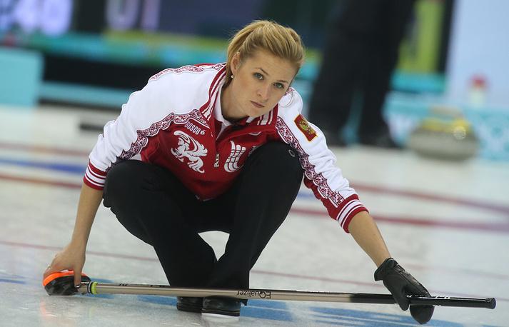 Россиянка Маргарита Фомина (25), так же как и коллега по сборной, занималась фигурным катанием, но переключилась на керлинг и в 2006 году была включена в состав российской сборной. Участница Олимпийских игр в Ванкувере и Сочи