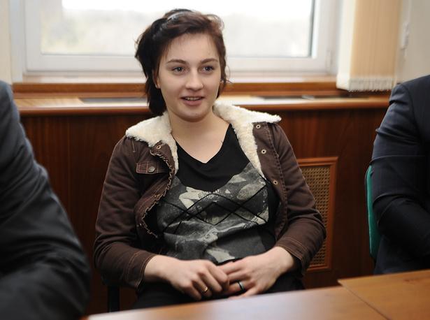 Александре Духаниной (Наумовой) назначено наказание в виде трех лет и трех месяцев условно с испытательным сроком три года