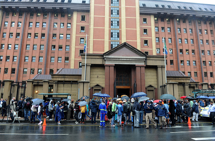 Суд над Писториусом должен завершиться 20 марта