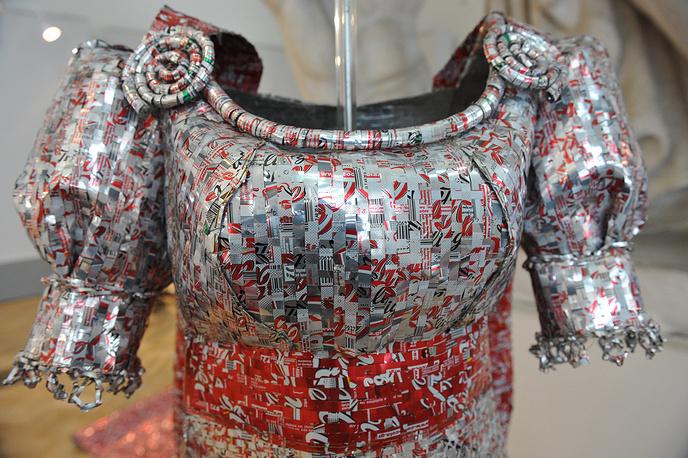 Фрагмент платья