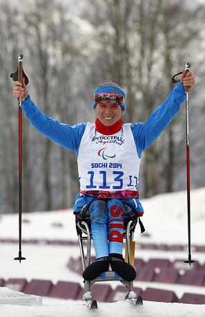Результат спортсменки - 39 минут 49,8 секунды. Ранее Коновалова выиграла бронзу в соревнованиях биатлонисток на дистанции 6 км.