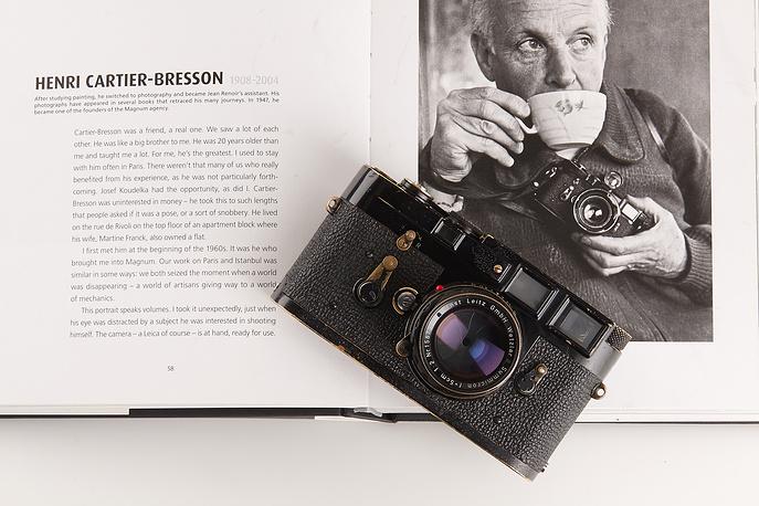 Стартовая цена Leica M3 с объективом Summicron 50 мм/2.0 - €50 000