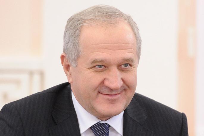 Полномочный представитель президента РФ в Северо-Западном федеральном округе Владимир Булавин