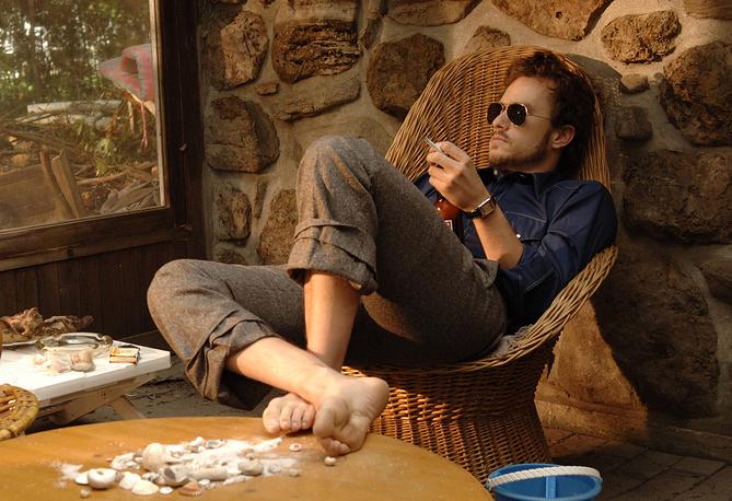 """Кадр из фильма """"Меня там нет"""", 2008 год"""