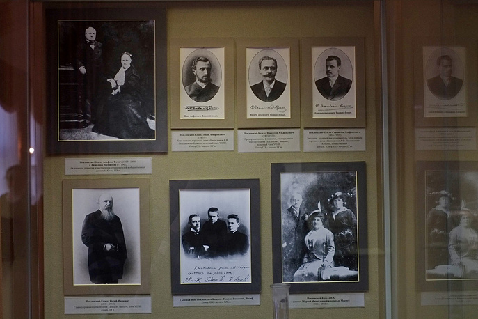 Фотографии представителей рода Поклевских-Козелл