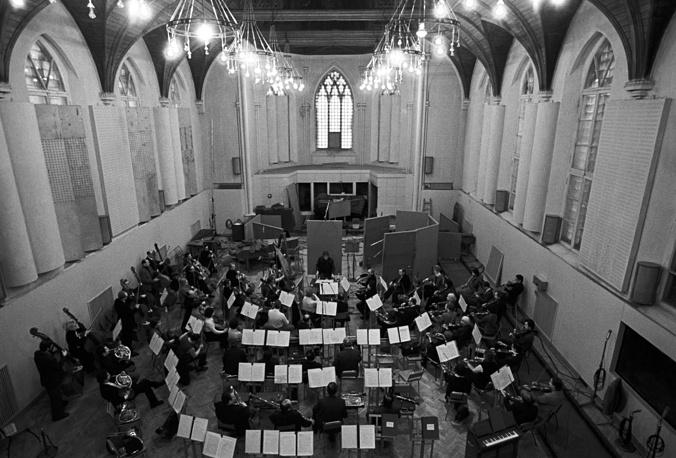 Запись оркестра Большого театра, 1978 год