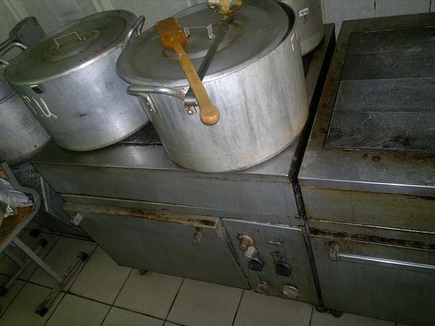 """На пищеблоке екатеринбургской гимназии """"ОР-АВНЕР"""""""