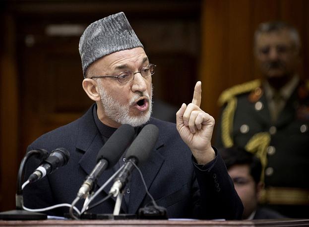 В начале марта афганский лидер повторил, что не подпишет соглашение о сотрудничестве в сфере безопасности с США без запуска мирного процесса