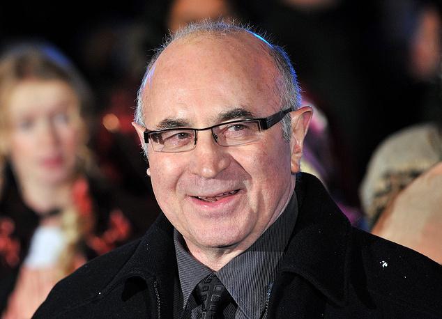 Боб Хоскинс, 2009 год