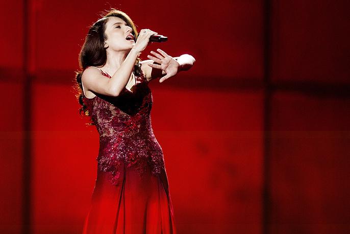 Участница конкурса из Азербайджана Диляра Кязимова