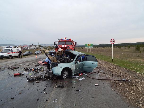 За майские праздники в Свердловской области в ДТП погибли 11 человек